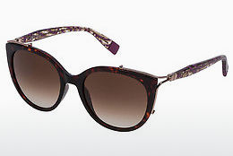 Ophthalmic Glasses Furla SFU151 0722 - Havanna
