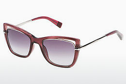 Ophthalmic Glasses Furla SU4960 0W61 - Purple, Havanna, Red