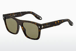 Ophthalmic Glasses Givenchy GV 7011/S 086/E4 - Brown, Havanna
