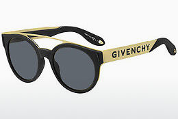 Ophthalmic Glasses Givenchy GV 7017/N/S 2M2/IR - Black, Gold