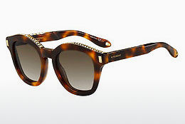 Ophthalmic Glasses Givenchy GV 7070/S 086/HA - Brown, Havanna