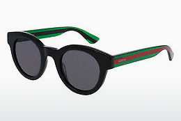 Ophthalmic Glasses Gucci GG0002S 002 - Black