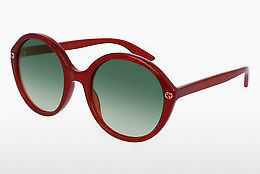 Ophthalmic Glasses Gucci GG0023S 005 - Red
