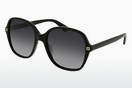 Ophthalmic Glasses Gucci GG0092S 001 - Black