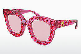 Ophthalmic Glasses Gucci GG0116S 007 - Pink