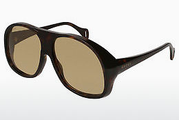 Ophthalmic Glasses Gucci GG0243S 003 - Brown, Havanna
