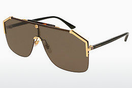 Ophthalmic Glasses Gucci GG0291S 002 - Gold
