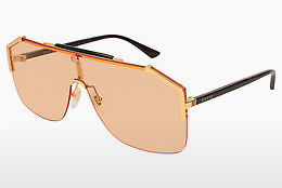 Ophthalmic Glasses Gucci GG0291S 003 - Gold