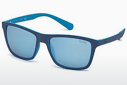 Ophthalmic Glasses Guess GU6889 91X - Blue, Matt