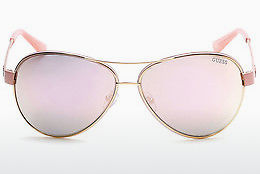 Ophthalmic Glasses Guess GU7443 28C - Gold
