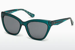 Ophthalmic Glasses Guess GU7540 87B - Blue, Turquoise, Shiny