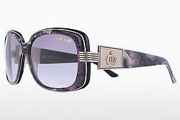 Ophthalmic Glasses Harald Glööckler CALIFORNIA CROWN (HG 819 001) - Grey