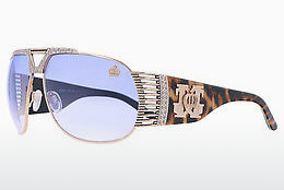 Ophthalmic Glasses Harald Glööckler SHINING SHANGHAI (HG 912 002) - Grey, Leopard
