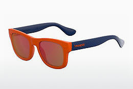 Ophthalmic Glasses Havaianas PARATY/M QPS/UZ - Orange, Blue