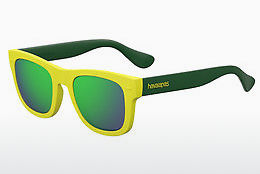 Ophthalmic Glasses Havaianas PARATY/M QSX/Z9 - Yellow, Green
