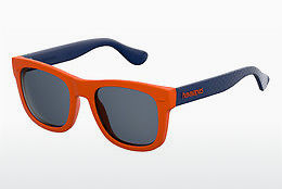Ophthalmic Glasses Havaianas PARATY/S QPS/9A - Orange, Blue
