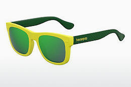 Ophthalmic Glasses Havaianas PARATY/S QSX/Z9 - Yellow, Green