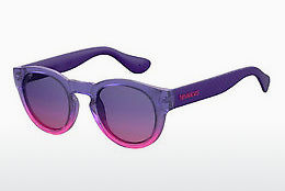 Ophthalmic Glasses Havaianas TRANCOSO/M A30/O9 - Purple, Pink