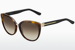 Ophthalmic Glasses Jimmy Choo DANA/S 112/JD - Brown, Havanna
