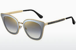 Ophthalmic Glasses Jimmy Choo LORY/S 2M2/FQ - Black, Gold