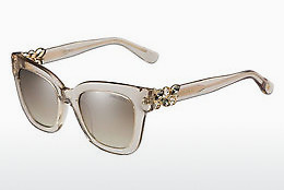 Ophthalmic Glasses Jimmy Choo MAGGIE/S W7H/NQ - White, Grey