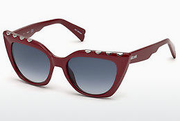 Ophthalmic Glasses Just Cavalli JC821S 69B - Burgundy, Bordeaux, Shiny