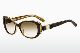 Ophthalmic Glasses Kate Spade CHANDRA/S Y1G/Y6 - Gold, Brown, Havanna