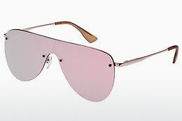 Ophthalmic Glasses Le Specs THE KING LSP1702049 - Pink, Gold