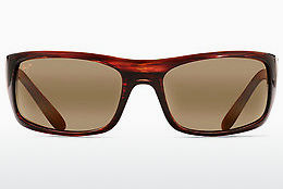 Ophthalmic Glasses Maui Jim Peahi H202-10 - Red, Havanna