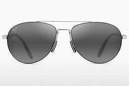 Ophthalmic Glasses Maui Jim Pilot 210-17 - Silver