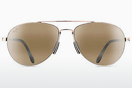 Ophthalmic Glasses Maui Jim Pilot H210-16 - Gold