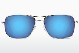 Ophthalmic Glasses Maui Jim Wiki Wiki B246-17 - Silver
