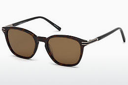 Ophthalmic Glasses Mont Blanc MB700S 55E - Multi-coloured, Brown, Havanna