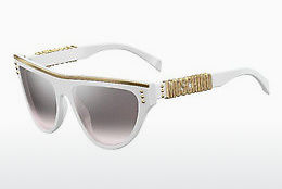 Lunettes de soleil Moschino MOS002/S VK6/IC - Blanches
