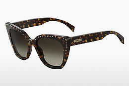 Ophthalmic Glasses Moschino MOS005/S 086/HA - Brown, Havanna