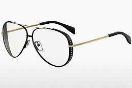 Ophthalmic Glasses Moschino MOS007/S 2M2/99 - Black, Gold