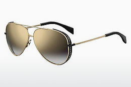 Lunettes de soleil Moschino MOS007/S J5G/FQ - Or