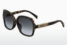 Ophthalmic Glasses Moschino MOS014/F/S 086/9O - Brown, Havanna