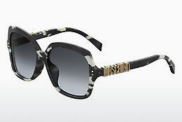 Ophthalmic Glasses Moschino MOS014/F/S WR7/9O - Black, Brown, Havanna