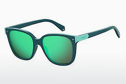 Ophthalmic Glasses Polaroid PLD 6036/S 1ED/5Z - Green