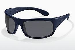 Ophthalmic Glasses Polaroid Sports 07886 SZA/Y2 - Blue