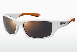 Ophthalmic Glasses Polaroid Sports PLD 7013/S IXN/OZ - White, Orange