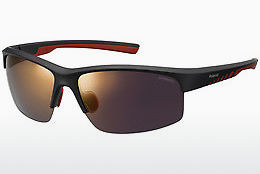 Ophthalmic Glasses Polaroid Sports PLD 7018/S OIT/OZ - Black, Red, Gold