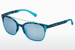 Ophthalmic Glasses Police SK046 49LB - Blue, Havanna
