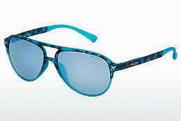 Ophthalmic Glasses Police SK047 49LB - Blue, Havanna