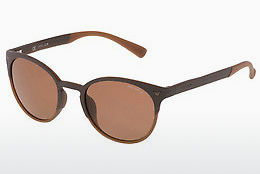 Ophthalmic Glasses Police SPL162 94CP - Brown
