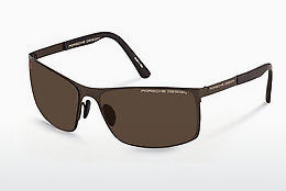 Ophthalmic Glasses Porsche Design P8566 D - Brown