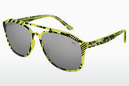 Ophthalmic Glasses Puma PU0163S 012 - Yellow