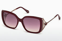 Ophthalmic Glasses Roberto Cavalli RC1058 69T - Burgundy, Bordeaux, Shiny