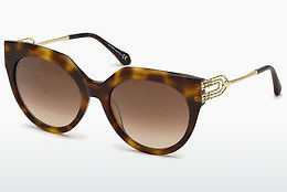 Ophthalmic Glasses Roberto Cavalli RC1065 52G - Brown, Dark, Havana